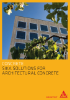 Sika Solutions for Architectual Concrete